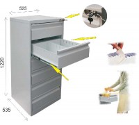 Шкаф для карточек ШК-6